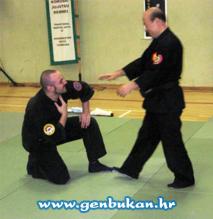 datiranje iz borilačkih vještina